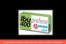 Ibuprofeno Rapida Accion Comp.X 30