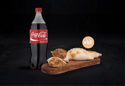 Promo 2: Docena de Empanadas & Gaseosa