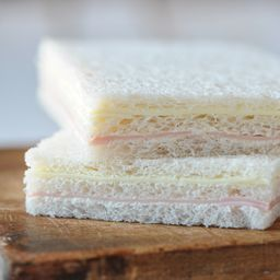 Sándwiches de Miga de J&Q X 6
