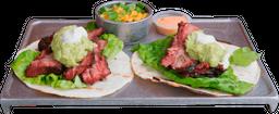 Roast Beef Tacos
