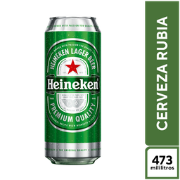 Cerveza Heineken 473ml