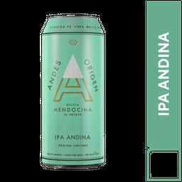 Cerveza Andes Ipa 473ml