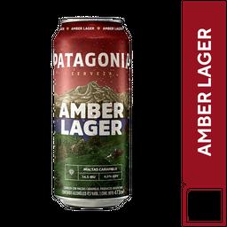 Cerveza Patagonia Amber 473ml