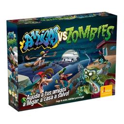 Bontus Juego Amigos vs Zombies