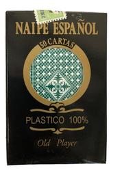 Old Player Juego Cartas Españolas
