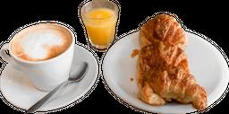 Medialunas + Jugo + Café