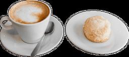 Scon de Queso + Café