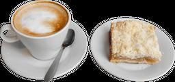 Cuadradito Dulce + Café