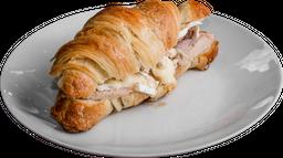 Croissant con Jamón Ahumado