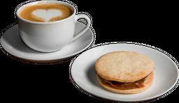 Alfajor + Café