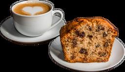 Budín + Café