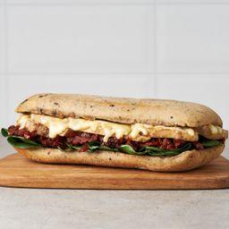 Combo Sándwich Premium y Ensalada