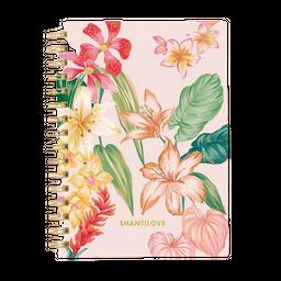 Ledesma Cuaderno A5 Modelos Estampas Wild Liso