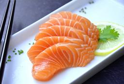 Sashimi de Salmón - 5 U