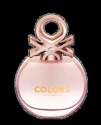 Benetton Fragancia Para Mujer Colors Rose Woman 50 mL