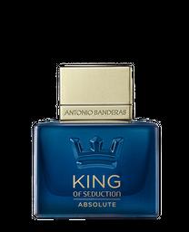 Antonio Banderas Fragancia Para Hombre King of Seduction 50 mL