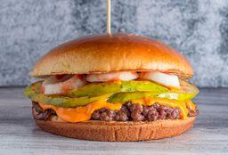 Burger Mujer Maravilla