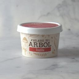 Helados del Árbol Frutilla 120 ml