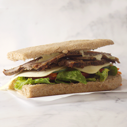 Sándwich de Carne Orgánica 15 cm