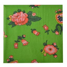 Servilletas Green Floral