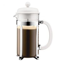 Bodum Cafetera 8 Poc Caffettiera Blanca