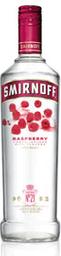 Vodka Smirnoff Raspberry 700 Ml