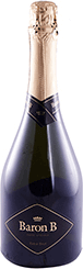 Champagne Baron B Extra Brut 750 Ml