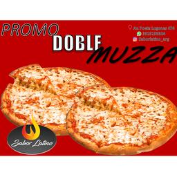 Combo Doble Muzza