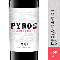 Pyros Vino Malbec Barrel Select Callia Bot