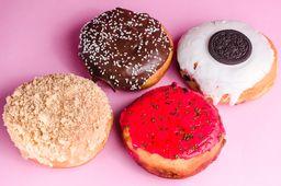 Box 12 Donuts Rellenas