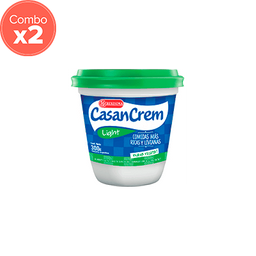 Queso Crema Untable Casancrem Light 300 g