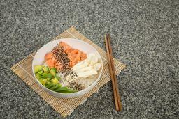 Sushi Salad Salmón Hot