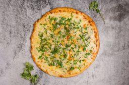 Pizza Queso Azul y Verdeo