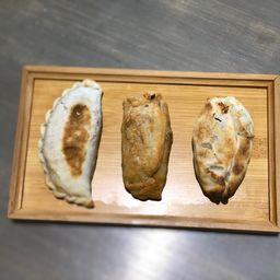 Trío de Empanadas