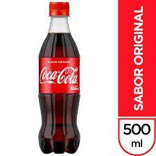Coca-Cola Original de 500 Ml.