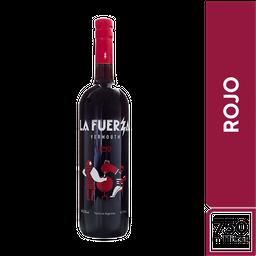 La Fuerza Rojo 750 ml