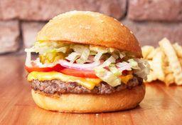 Burger Americana Simple