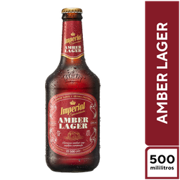 Imperial Amber 500 ml
