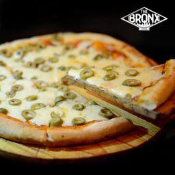 Pizza Green Olive Xxl