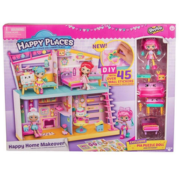 Moose Set de Juego Happy Places S4 Casa