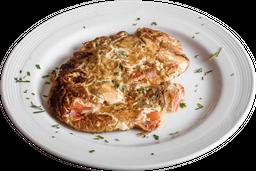 Omelette Caprese