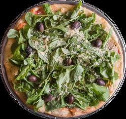 Pizza de Rúcula y Parmesano