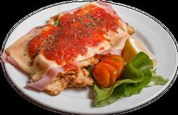 Filet de Merluza Napolitana