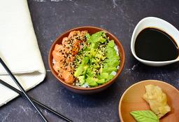 Mini Salad Salmón y Palta