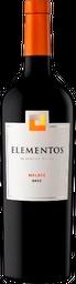 Malbec Elementos