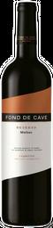 Malbec Fond de Cave Reserva