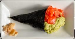 Temaki Salmón y Guacamole