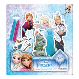 Tapimovil Figuras Para Jugar en el Agua Frozen 2 Disney DFZ07859