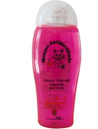 Osspret Shampoo Antiparasitario Gatos Pulguicida