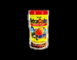 Tetra Color Alimento Peces Escamas Complemento AL Tropical Flake
